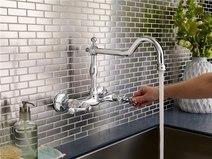 Danze Kitchen Faucets – Wall Mounted Kitchen Faucets