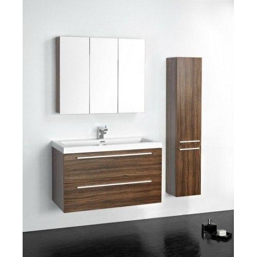 Lada Milan 30 Wall Hung 12 Inch Bathroom Storage Linen Cabinet Milan 30bw Milan 30go Milan 30gw