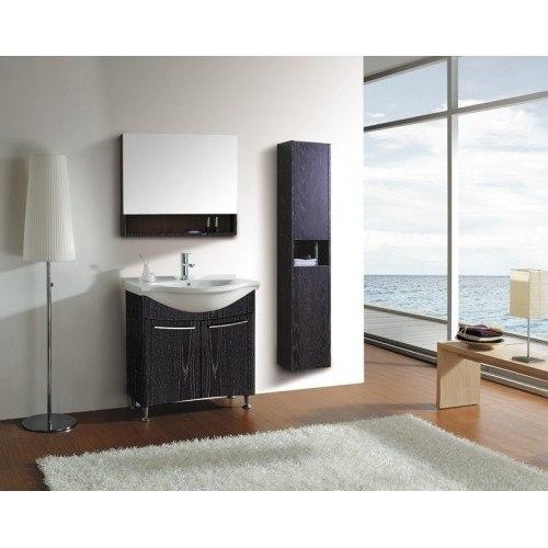 lada vogue 30 wall hung 12 inch bathroom storage linen