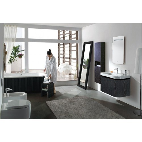 Lada Vogue 30 Wall Hung 12 Inch Bathroom Storage Linen Cabinet – 12 Inch Bathroom Cabinet