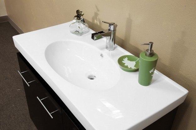 Bellaterra Home 203129 B R 39 Inch Single Sink Vanity Wood