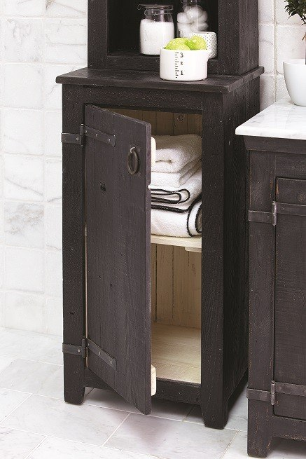 Amazing  Reclaimed Wood Bathroom Storage Cabinet VNB190 VNB191 VNB198 VNB199