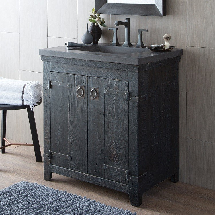 Native Trails Vnb30 Americana 30 Inch Reclaimed Wood Bathroom Vanity Vnb300 Vnb301 Vnb308 Vnb309