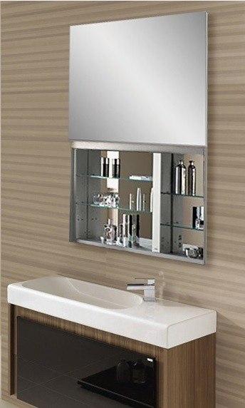 Robern Uc3027fpe Uplift Mirrored Medicine Cabinet 30 Inch