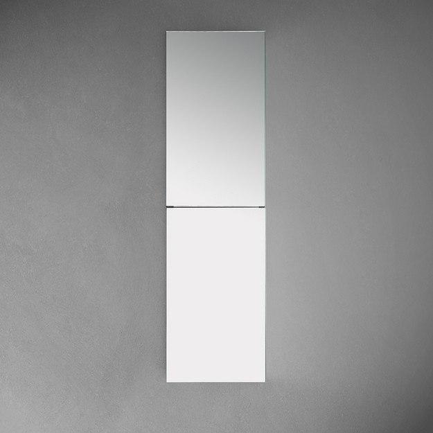 fresca fmc8030 52 inch tall bathroom medicine cabinet with mirrors
