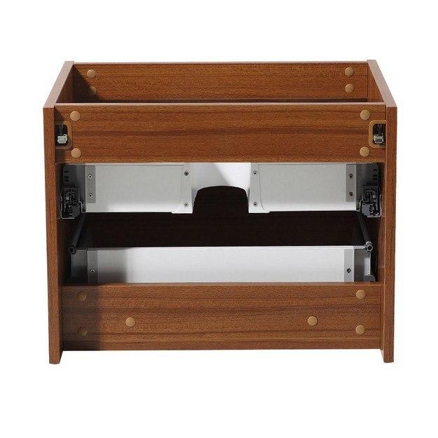 Fresca FCB8006TK Nano Teak Modern Bathroom Cabinet