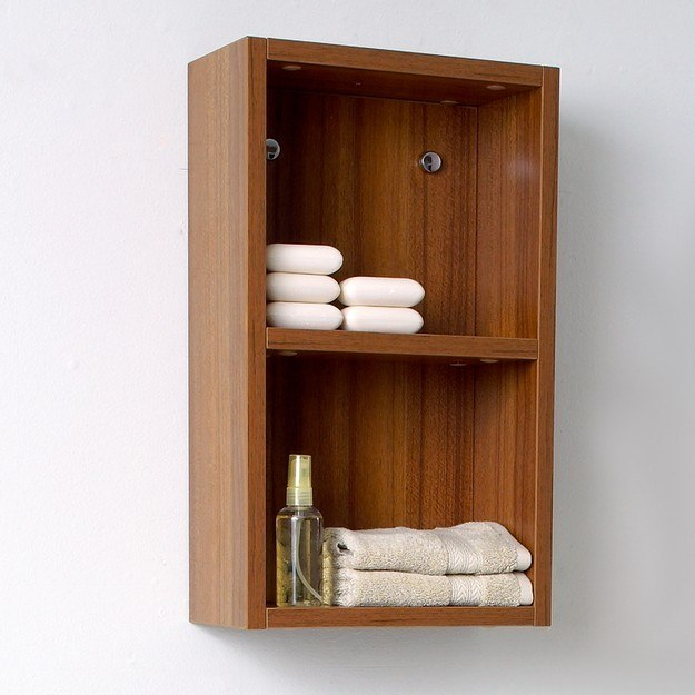 fresca fst8092tk teak bathroom linen side cabinet w 2