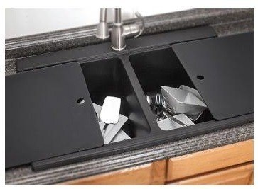 Franke Onyx Granite Sink : ... Bowl Granite Kitchen Sink in Onyx,Franke sink, Sinks, Franke Sinks