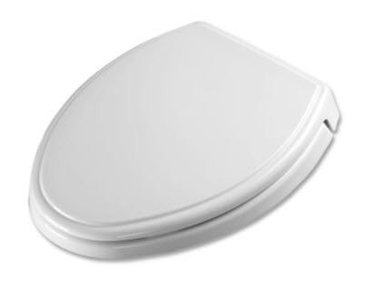 Toto SS154 SoftClose Elongated Closed Front Toilet Seat And Lid SS154 01 SS15