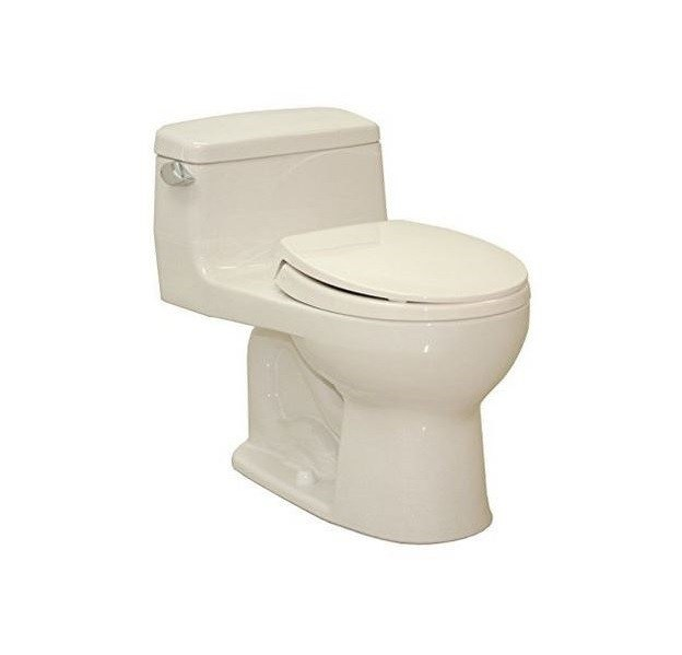 Toto Ms863113 12 Supreme 1 6 Gpf One Piece Round Toilet