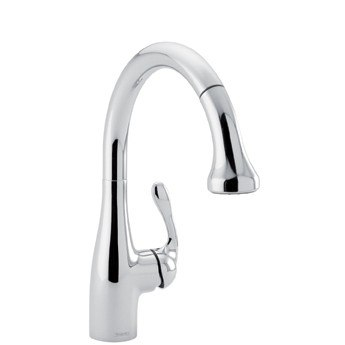 Hansgrohe 04066 Allegro E Gourmet Pull-Down Kitchen Faucet - 1.75 GPM