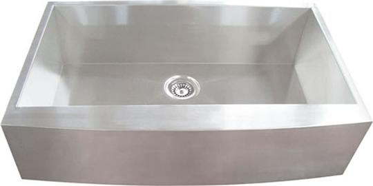 Yosemite Home Décor MAGC3320SAP 33 Inch Apron Front Single Bowl Kitchen Sink