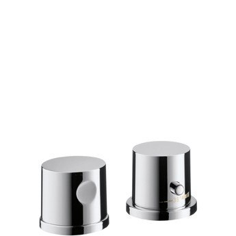 hansgrohe 38480 axor uno thermostatic deck valve 38480001. Black Bedroom Furniture Sets. Home Design Ideas