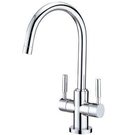 Kingston Brass KS829DL Two Handle Vessel Sink Faucet