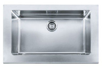 Franke MHX-KBX11028 33 Inch Manor House Manor House Apron Front Sink w ...