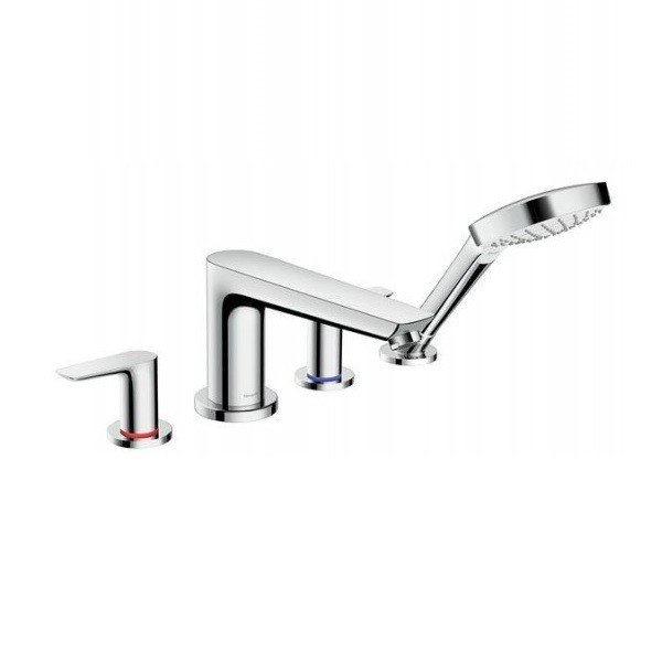 Hansgrohe 06646000 Rough 4 Hole Tub Filler 06646 000