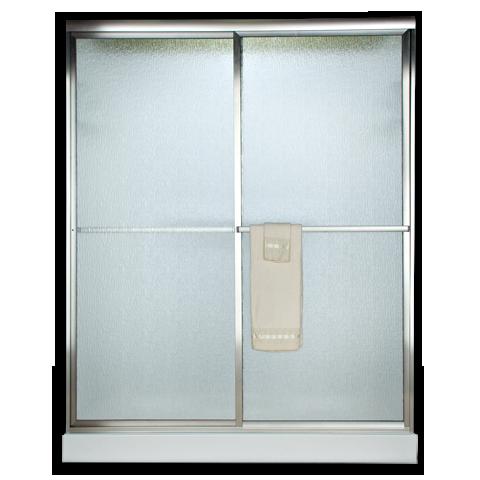 American standard hammered glass prestige euro - Wd40 on glass shower doors ...