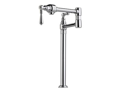 Brizo 62710LF Potfillers Traditional Pot Filler - Deck-Mount