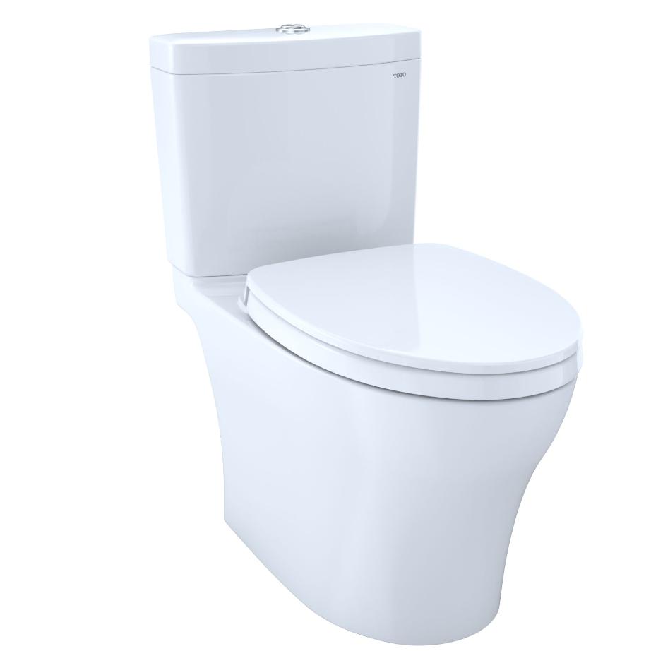 Phenomenal Toto Cst446Cumg01 Aquia Iv Two Piece Elongated 1 0 0 8 Dual Flush Skirted Toilet With Cefiontect Cotton White Creativecarmelina Interior Chair Design Creativecarmelinacom