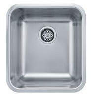 Franke GDX11015 15 Inch Grande Series Undermount Kitchen Sink