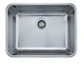 Franke GDX11023 23 Inch Grande Series Undermount Kitchen Sink