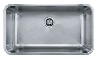 Franke GDX11031 Grande Series 31 Inch Undermount Kitchen Sink