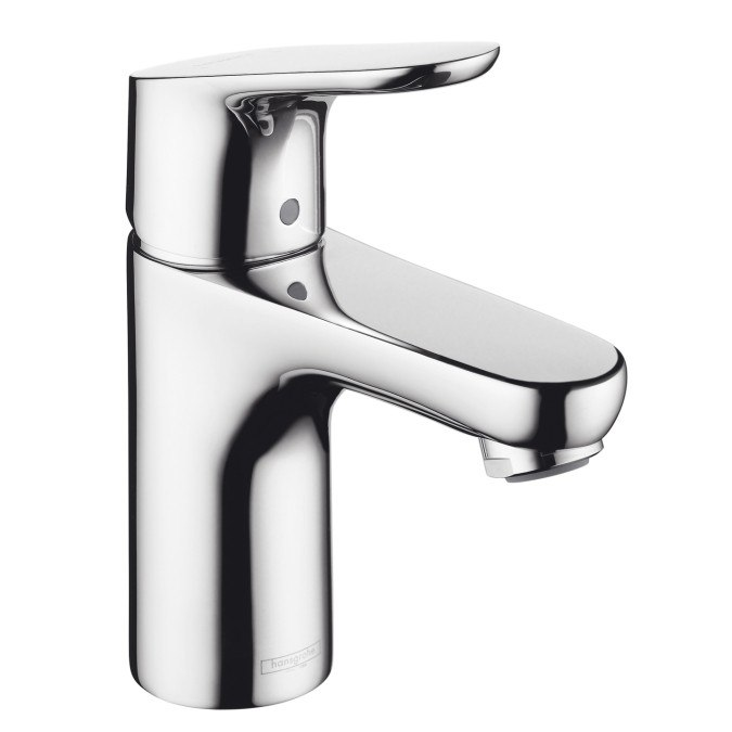 hansgrohe 04371 focus e 100 single hole faucet 04371000. Black Bedroom Furniture Sets. Home Design Ideas