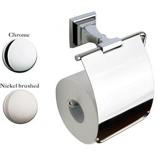 Lada KK68035 Toilet Paper Roll Holder with lid