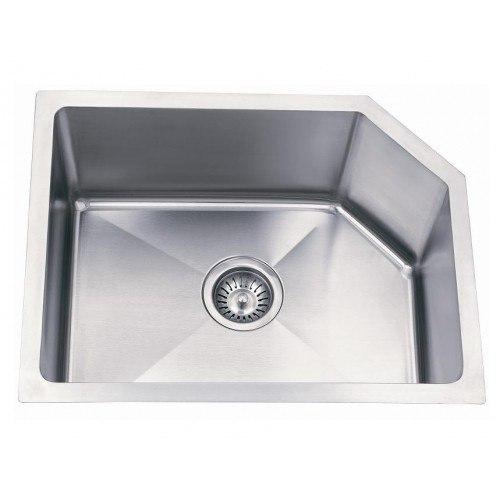 Lada Ld2217 Undermount 30 Inch Offset Single Bowl Kitchen Sink Lada Sink Lada Kitchen Sink