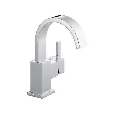 delta 553lf vero single handle centerset lavatory faucet