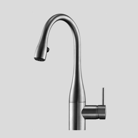 KWC 10.111.102 Eve Swivel Kitchen Single-Lever Faucet