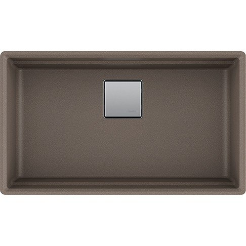 Franke Pkg11031sto Peak 32 Inch Undermount Single Bowl