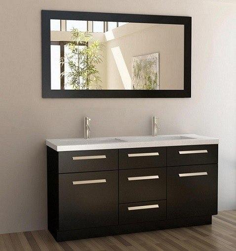 Fresca FMC8013 49 Inch Wide Bathroom Medicine Cabinet w ...