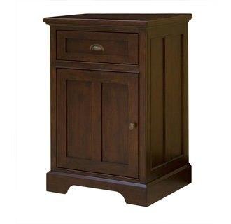 Sagehill Designs SS2419B Rich Somerset 24 Inch Bottom Linen Cabinet with One Door