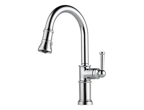 Brizo Kitchen Faucet : Brizo 63025LF Artesso Single-Handle Pull-Down Kitchen Faucet 63025LF ...
