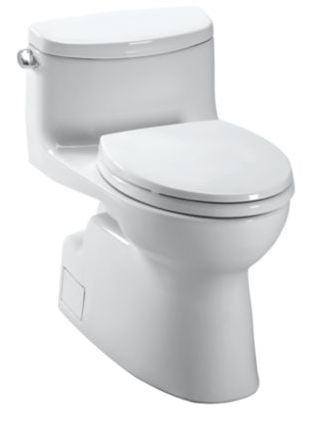 toto cst644cefgt20 01 carolina ii one piece elongated gpf toilet with tornado flush system. Black Bedroom Furniture Sets. Home Design Ideas