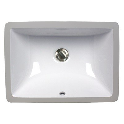 21 Inch Undermount Crafted Bath Sink, Bathroom Sink, Bath Ceramic Sink ...