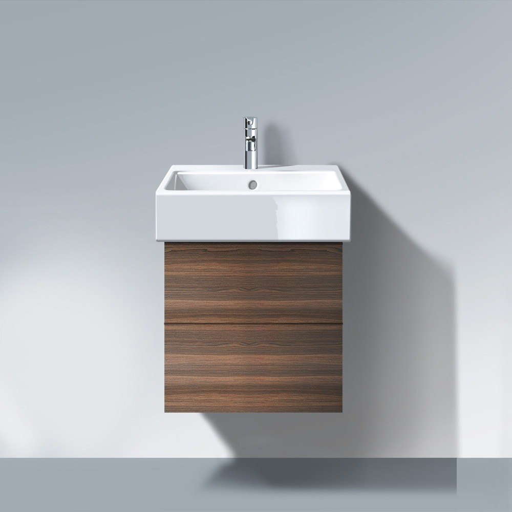 Duravit 045450 Vero 19 5 8 X 18 1 2 Inch Wall Mounted Bathroom Sink With Overflow And