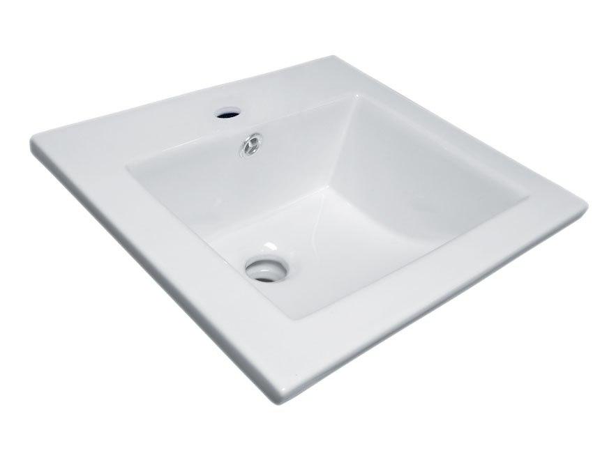 16 inch bathroom sink