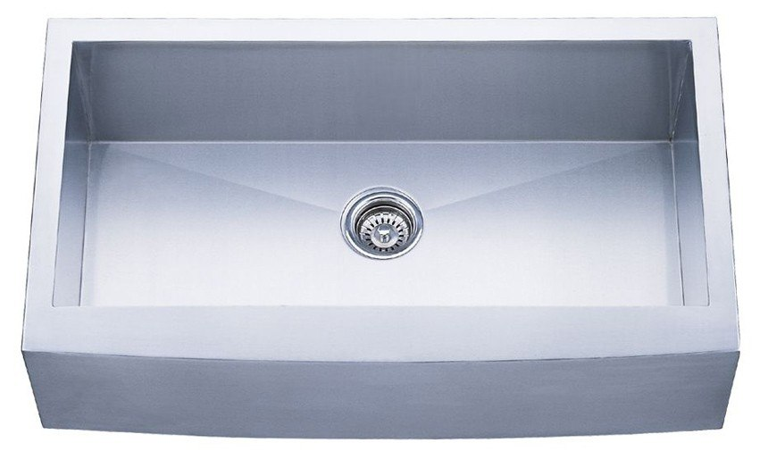 Dowell Sinks : Dowell USA 6002 3520 Handcrafted 35 Inch Undermount Kitchen Sink 6002 ...