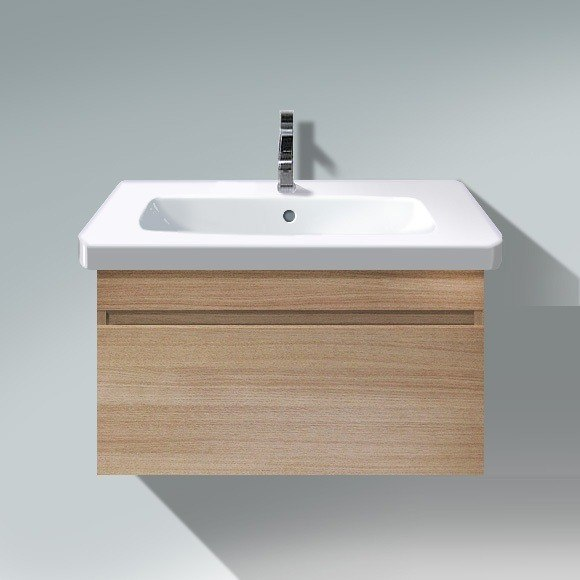 Duravit 232080 Durastyle 31 1 2 X 18 7 8 Inch Wall Mounted Bathroom Sink With Overflow