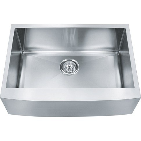 Franke ffs30b 10 18 kinetic 30 inch farmhouse kitchen sink - 18 inch kitchen sink ...