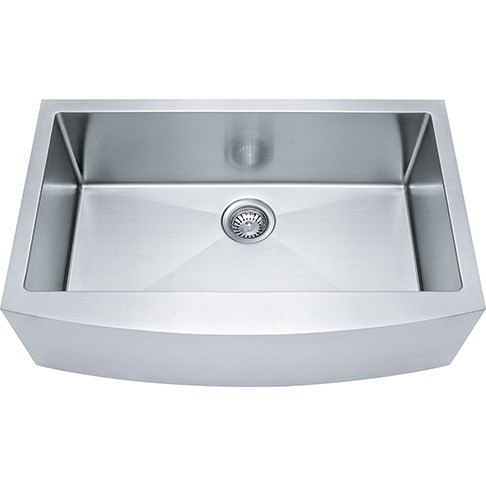 Franke ffs33b 10 18 33 inch farmhouse kitchen sink ffs33b1018 - 18 inch kitchen sink ...