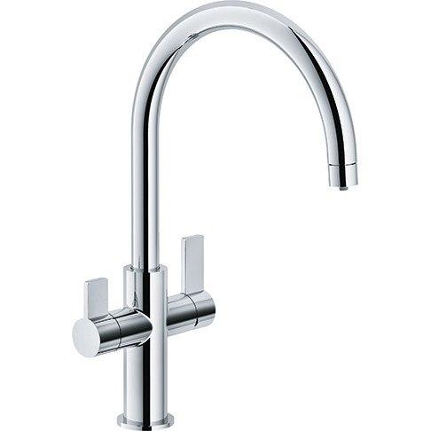 Faucets franke faucets, pullout cast spout faucets spray mode single ...