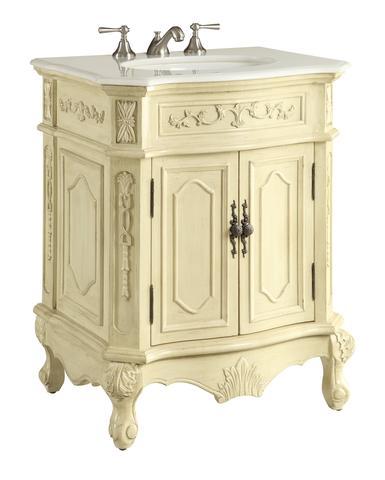 chans furniture hf 3305w lt 27 spencer 27 inch antique