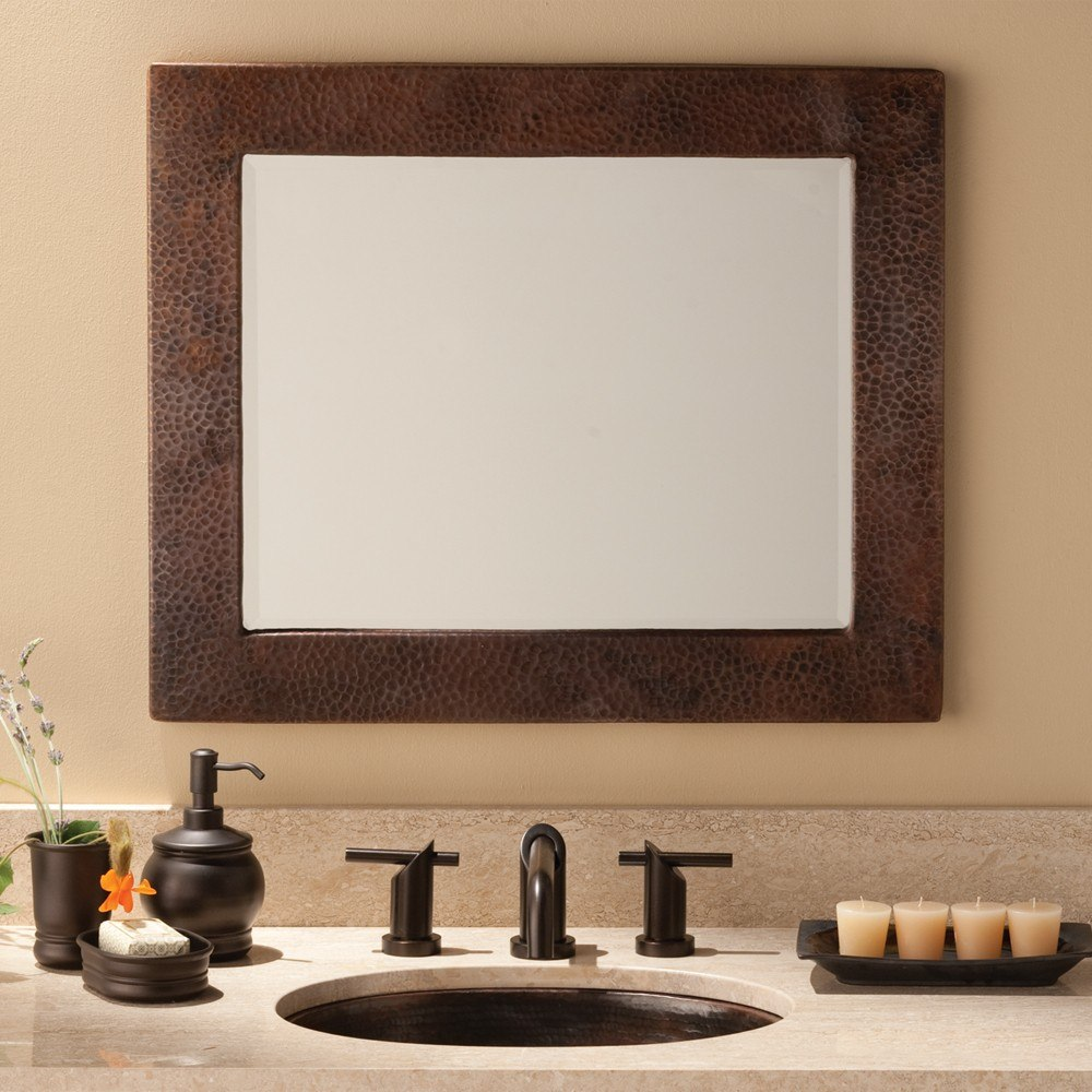 Native trails cpm65 sedona 30 x 36 inch rectangle hand for Mirror 30 x 36