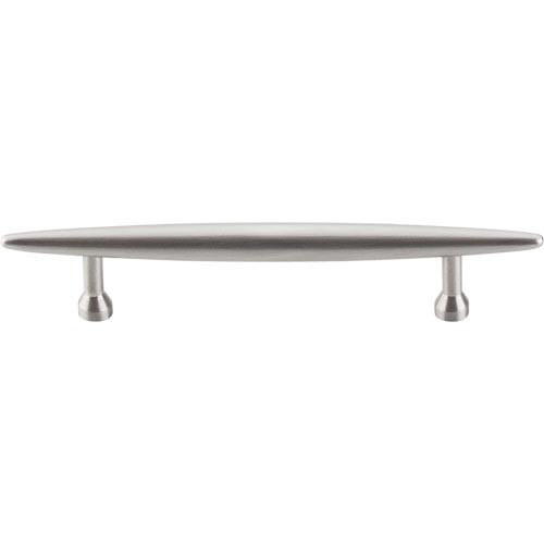 Top Knobs M850-96 BSN Appliance Nouveau Arrow Pull 3-3/4 Inch Center to Center Brushed Satin Nickel