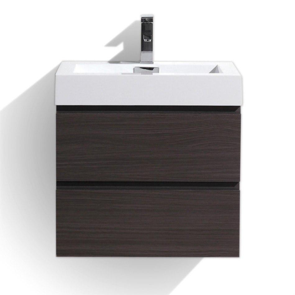 Moreno bath mof30 rw mof 30 inch rosewood wall mounted for 30 modern bathroom vanity
