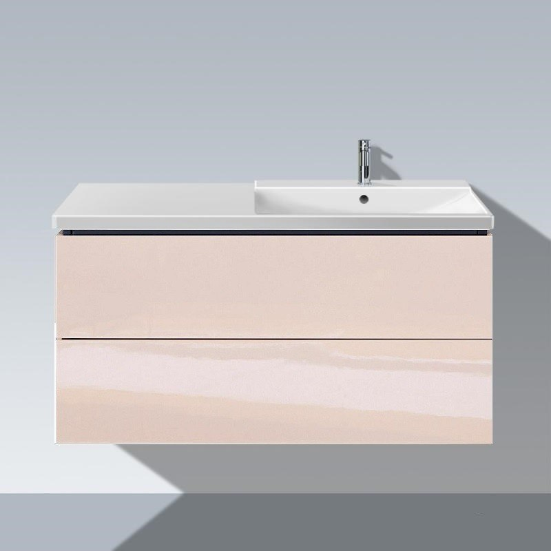 72 inch modern double vessel sink bathroom vanity with tempered glass - Franke Pr 36s Prestige Stainless Bottom Grid