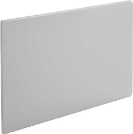 Duravit 701071000000000 Starck Tub Acrylic Side Panel for 27-1/2 Inch Width Bathtubs, White